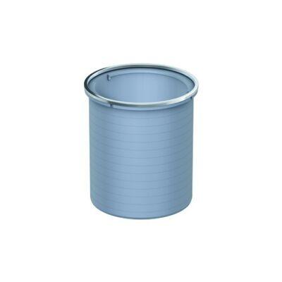 PÖF  felsôrész,  Cr-Ni  rácskerettel  150x150  mm  rácsokhoz 8–135  mm magas kerek