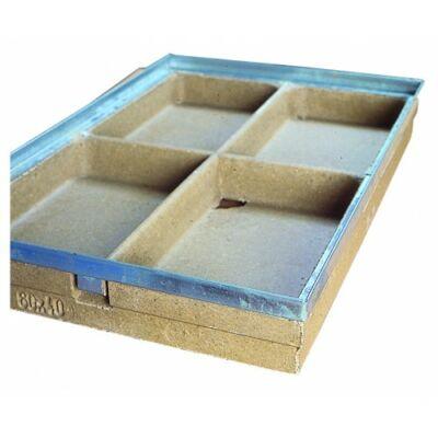 Vario lábtörlő tálca, 75x50 cm