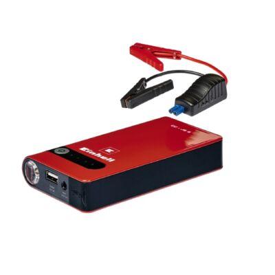 Einhell CC-JS 8 jump starter ,hordozható indításrásegítő és akkumulátor
