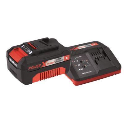 Einhell Power-X-Change 18V Starter-Kit 3 Ah