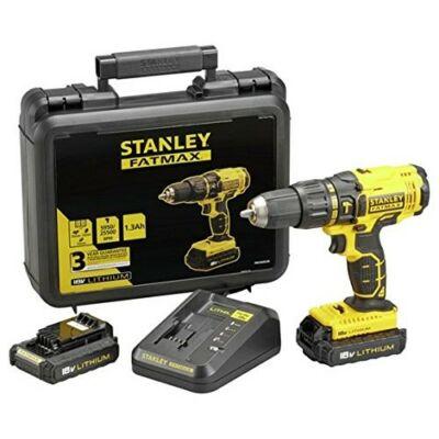 Stanley 18V-os ütvefúró/csavarozó (FMC626C2K)