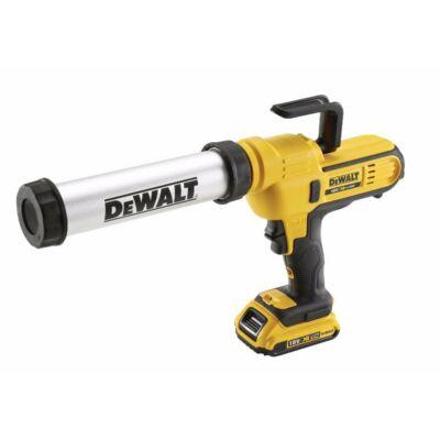 DeWALT 18.0V XR LI-ION 400 ML-ES KINYOMÓ PISZTOLY  DCE571D1-QW