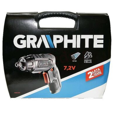 Graphite 58G150 Akkus csavarbehajtó 7,2 V