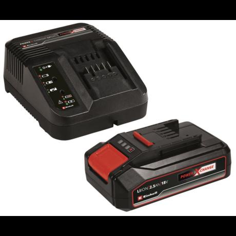 Einhell 18V 2,5Ah PXC Starter Kit (4512097A)