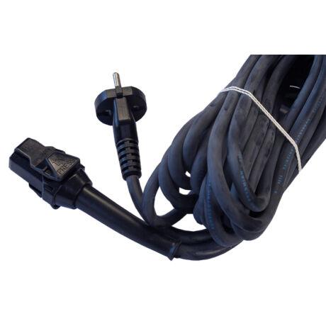 AMB vezeték 6m gumi gyorscsatlakozós (=Kress)
