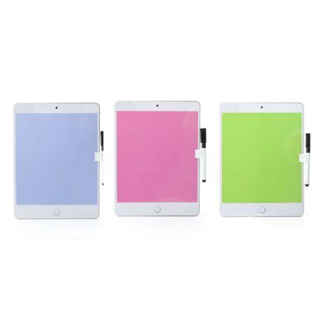 Törölhető tábla, mágneses, iPad kollekció
