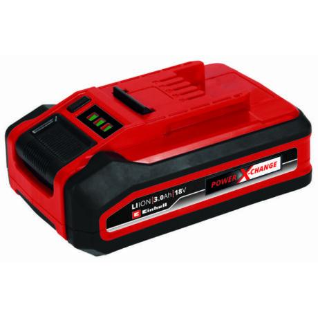 Einhell 18V 3,0 Ah Plus Power-X-Change akku (4511501)