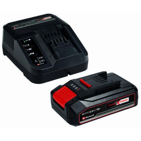 Einhell 18V 2,5Ah PXC Starter Kit (4512097)