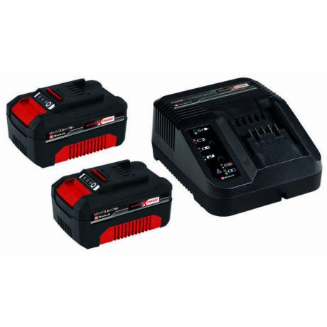 Einhell 18V 2x3,0Ah PXC Starter Kit (4512098)