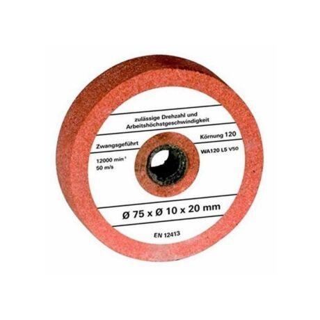 Einhell-Csiszoló-tárcsa-75x10x20mm-G120-köszörű,-csiszoló-tartozék-(4412625)