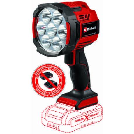 Einhell TE-CL 18/2500 LiAC-solo lámpa (4514145)