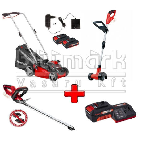 Einhell PXC szett22 GE-CM 33 LI KIT+ GE-CC 18 LI S + GE-CH 1846 LI S + 3Ah Starter kit (pxc22)