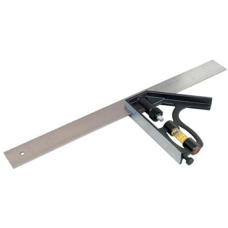 Stanley Kombinált fém derékszög műanyag csavar 300mm 2-46-222