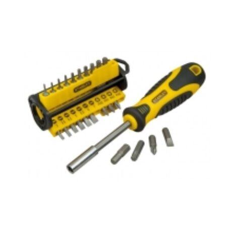 Stanley Multibit csavarhúzó készlet 34 részes STHT0-70885
