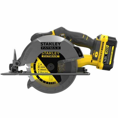 Stanley FatMax V20 akkumulátoros körfűrész (SFMCS500M2K)