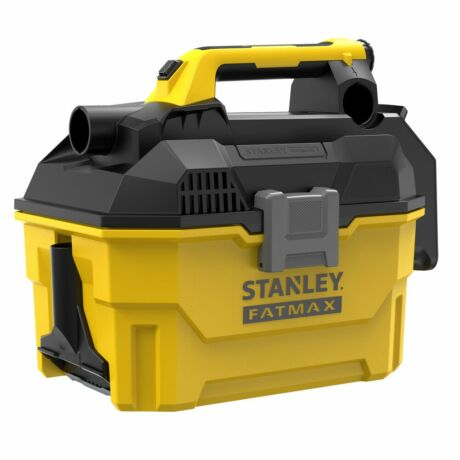 Stanley FatMax V20 akkumulátoros nedves-száraz porszívó (SFMCV002B)