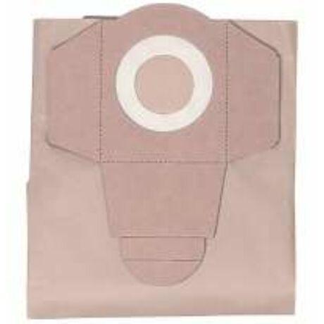Einhell Porzsák, 40 liter (5db/csomag) 2340 porszívóhoz (2351180)