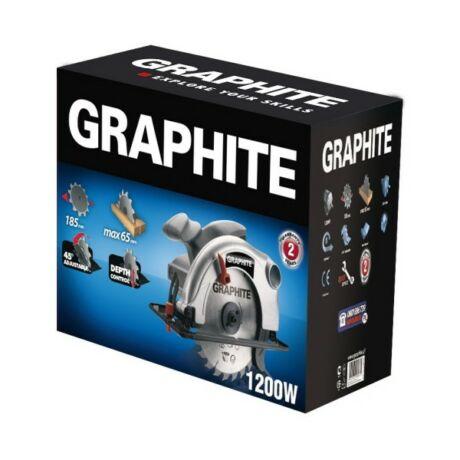 Graphite 58G486 KÖRFŰRÉSZ 1200W
