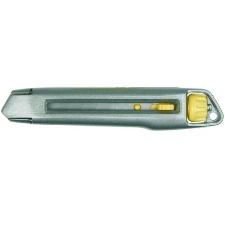 STANLEY 0-10-018 InterLock fémházas tördelhetőpengés kés 18mm