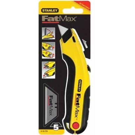 STANLEY 0-10-778 FatMax visszatolható trapézpengés kés